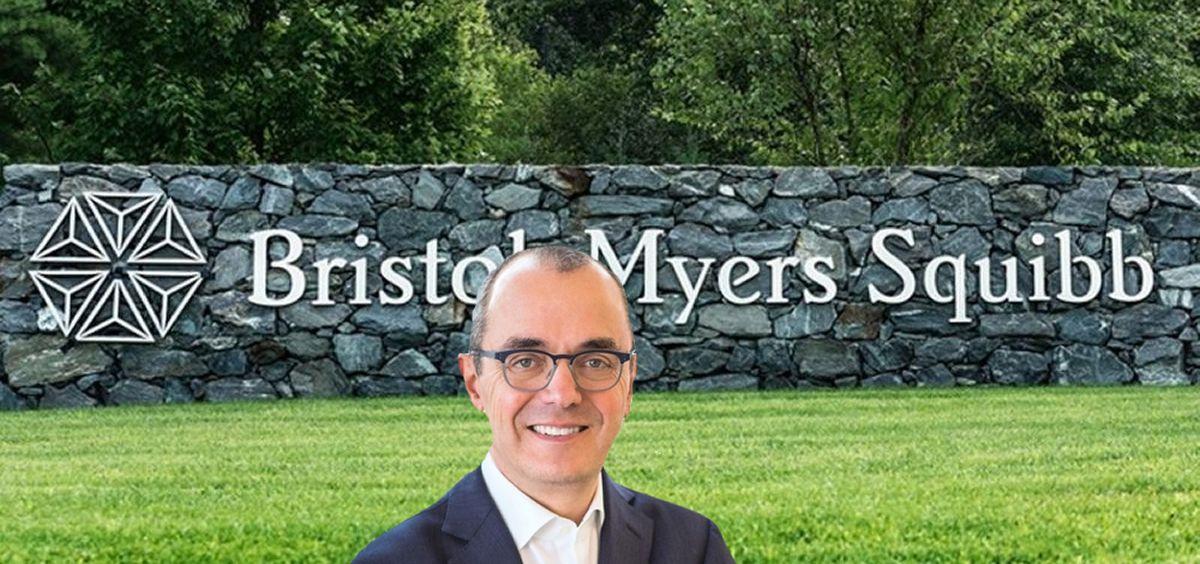 Giovanni Caforio, presidente y director ejecutivo de Bristol Myers Squibb.