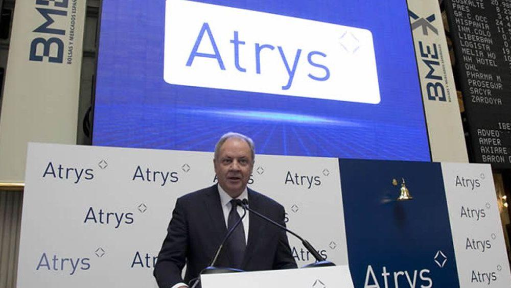 Santiago de Torres, presidente ejecutivo de Atrys