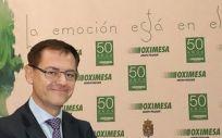 José Ramón Calvo, director de la división médica de Oximesa Grupo Praxair.