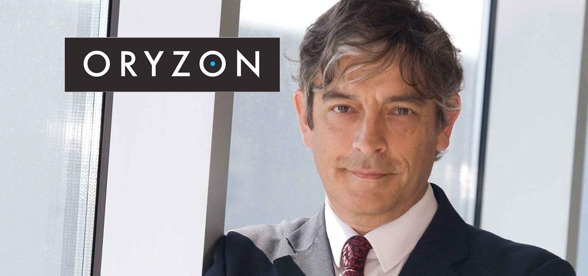 Carlos Buesa, CEO de Oryzon Genomics.
