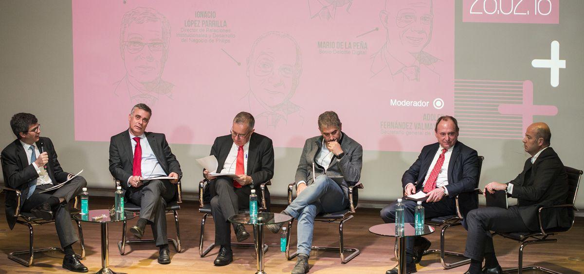 Responsables de la sanidad española durante la jornada de Forbes Summit 'Health Care'.