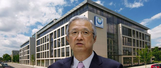Joji Nakayama, CEO de Daiichi Sankyo.
