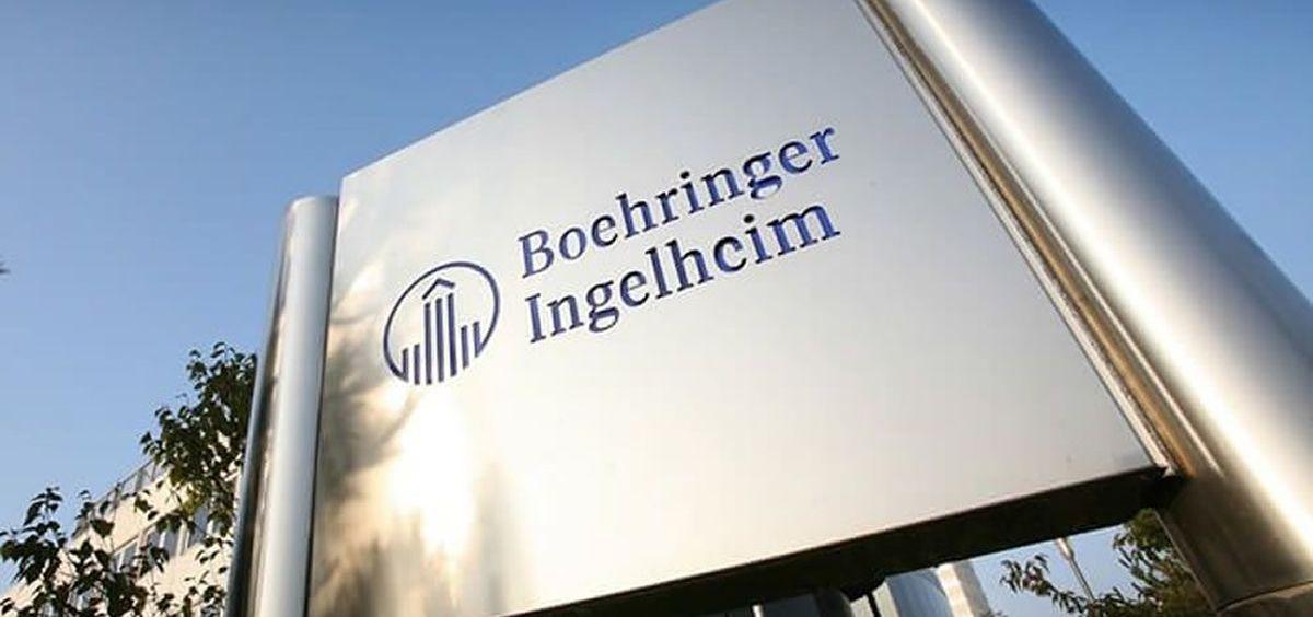 Sede de Boehringer Ingelheim.