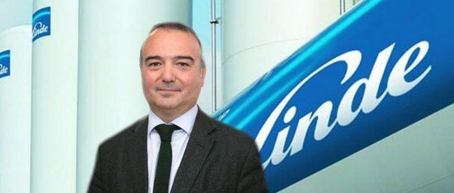 David Asín, director general de Homecare de Linde Healthcare España
