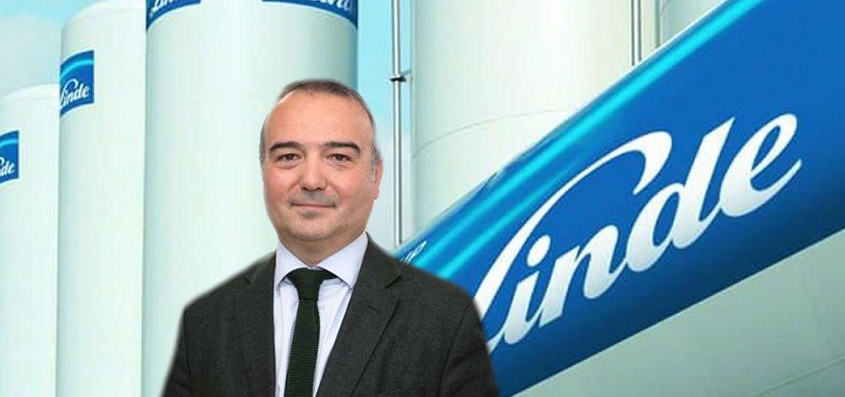 David Asín, director general de Homecare de Linde Healtcare España