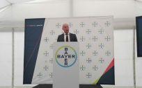 Rainer Krause, CEO de Bayer en España y Portugal.