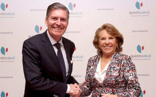 Quironsalud y el Cuerpo Consular de Sevilla renuevan el convenio para la atención a expatriados
