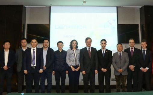 Genomica (PharmaMar) inaugura su primera filial en China