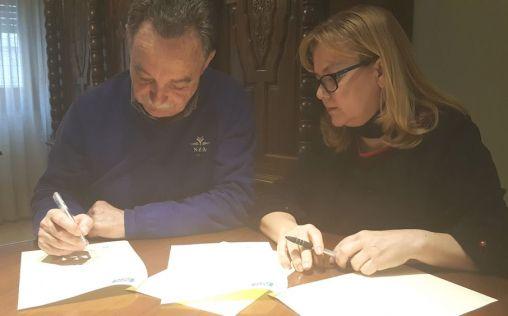 PSN renueva su colaboración con los médicos y veterinarios de Huesca