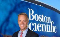 Michael F. Mahoney, CEO de Boston Scientific.
