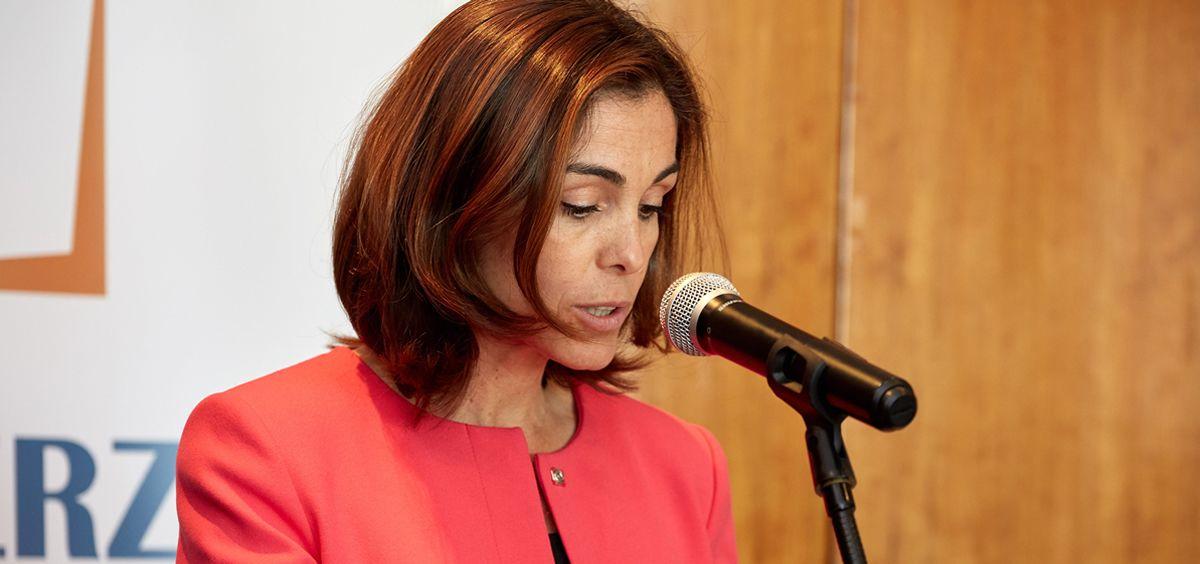 Concha Caudevilla, directora general de Otsuka España y Portugal