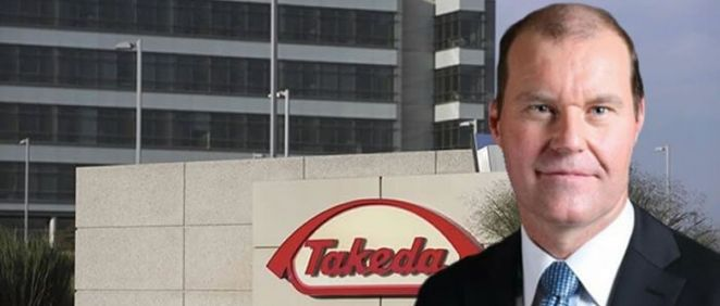 Christophe Weber, CEO de Takeda.