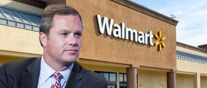 Doug McMillon, CEO de Walmart