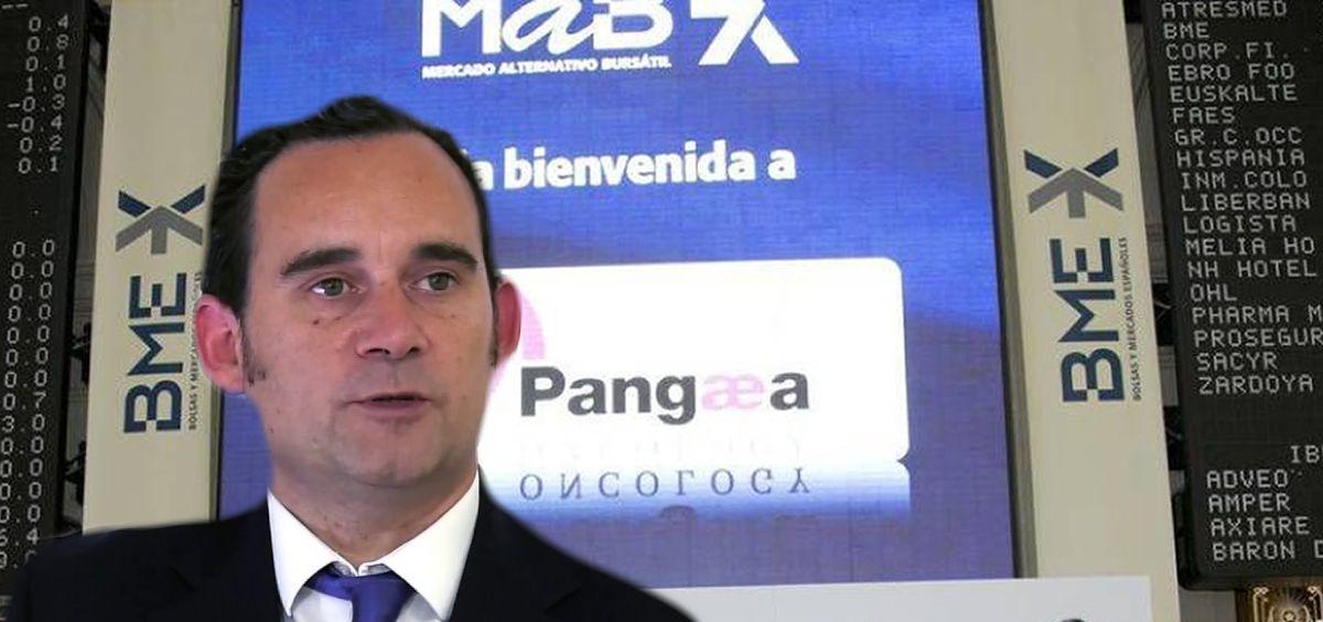 Javier Rivela, CEO de Pangaea Oncology.