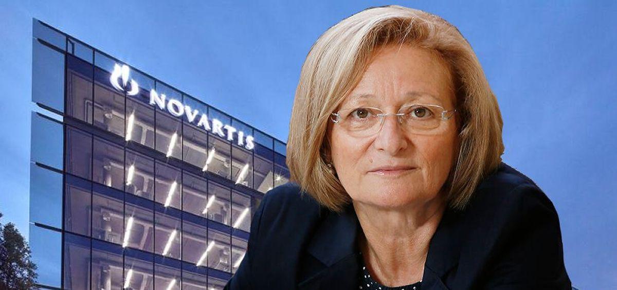 Montserrat Tarrés, directora de Comunicación Corporativa y Relaciones con Pacientes del Grupo Novartis en España.