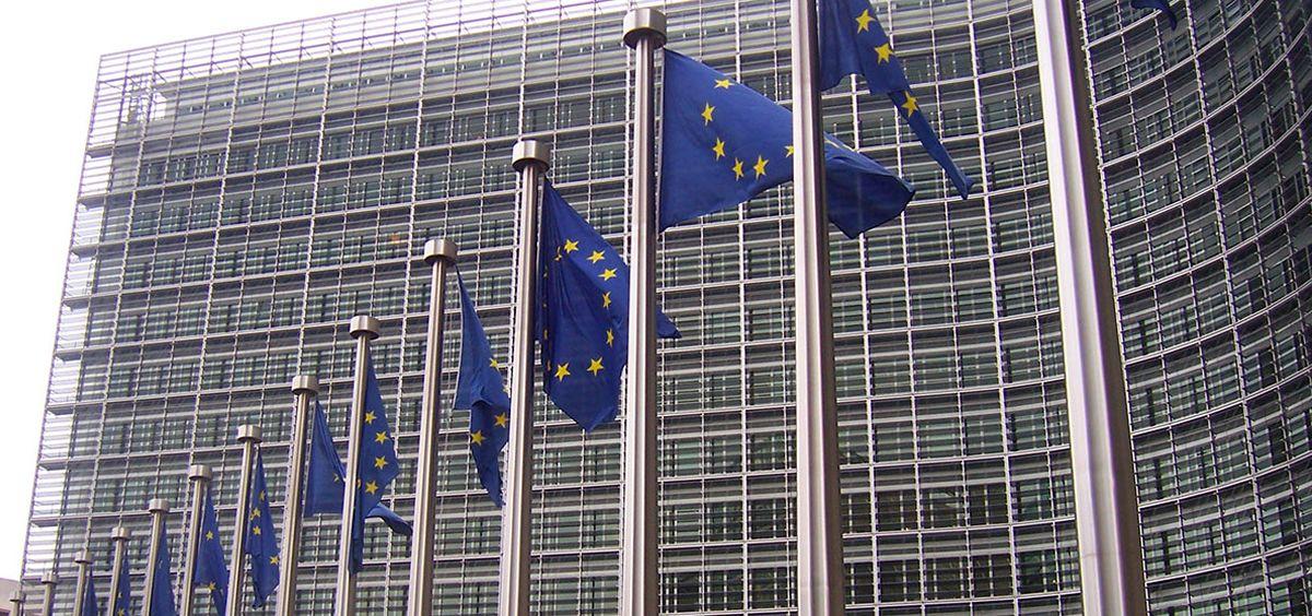 Sede de la Comisión Europea, desde donde se han dado las ayudas a las pymes.