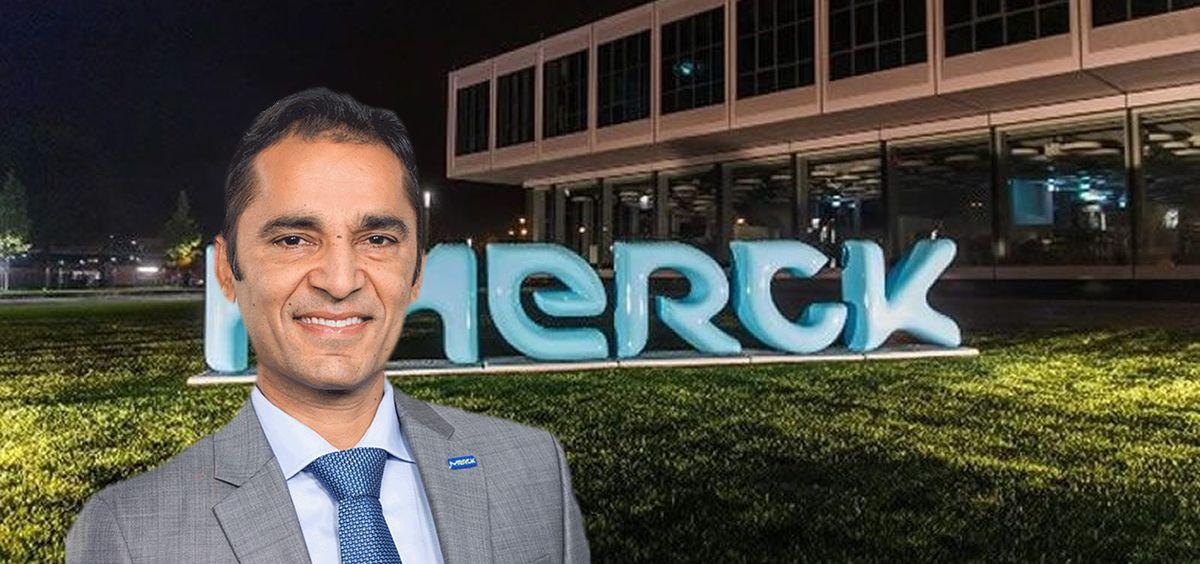 Udit Batra, CEO de Merck