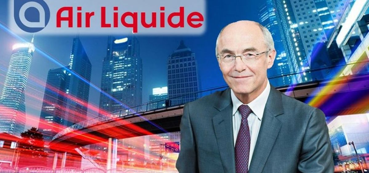 Benoît Potier, CEO de Air Liquide.