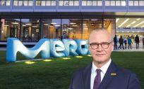 Stefan Oschmann, presidente de la junta ejecutiva y CEO de Merck.