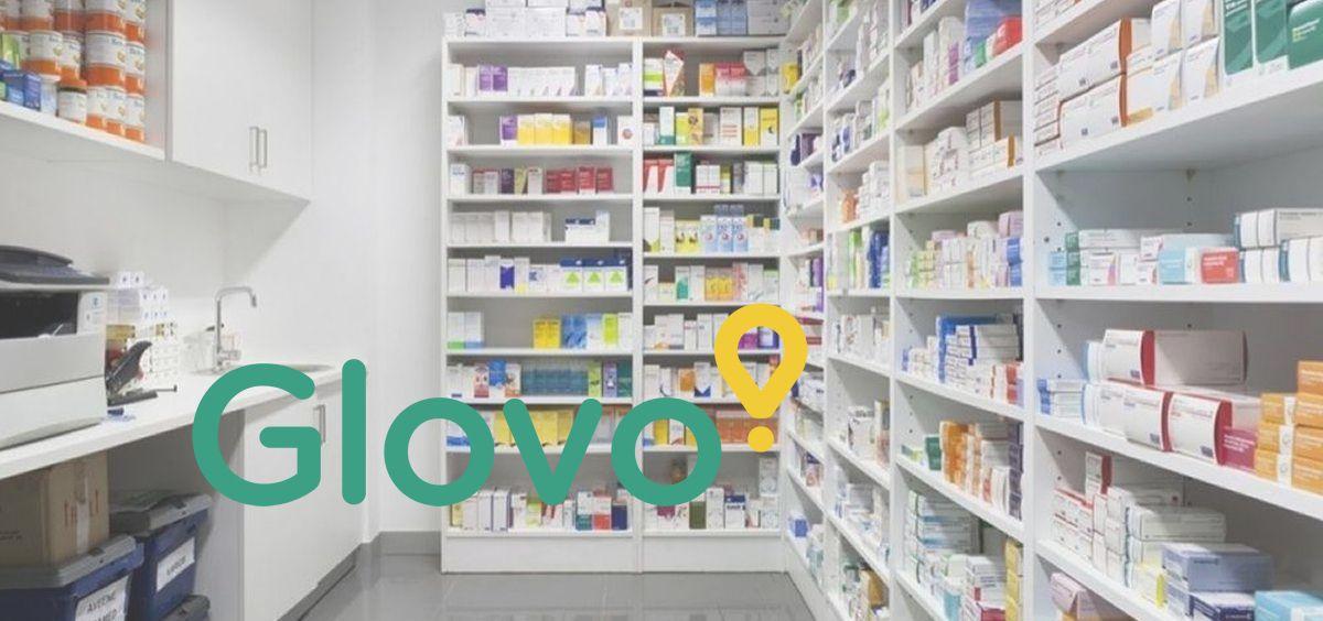 Glovo, en el punto de mira del sector farmacéutico