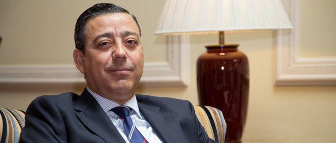 El presidente del Consejo General de Dentistas, Óscar Castro Reino (Foto. ConSalud)