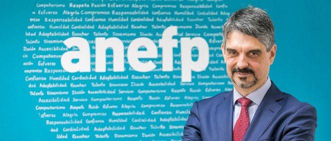 Jaume Pey, director general de Anefp