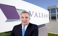 Joseph Papa, CEO de Valeant.