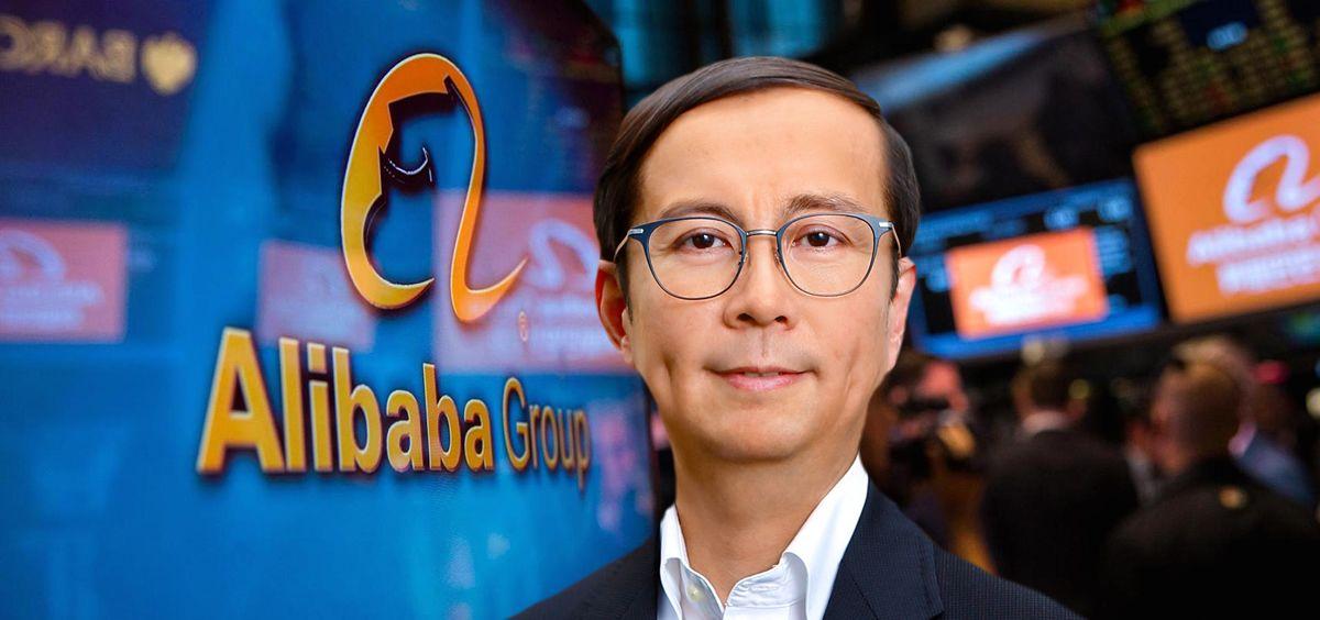 Daniel Zhang, CEO de Alibaba