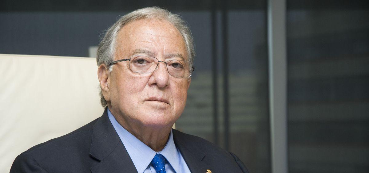 Diego Murillo, presidente de la Fundación A.M.A.