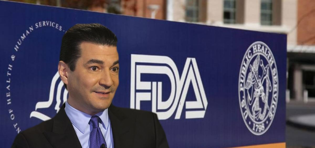 Scott Gottlieb, responsable de la FDA.