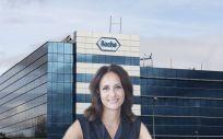 Lisa Huse, directora general de Roche Diabetes Care.