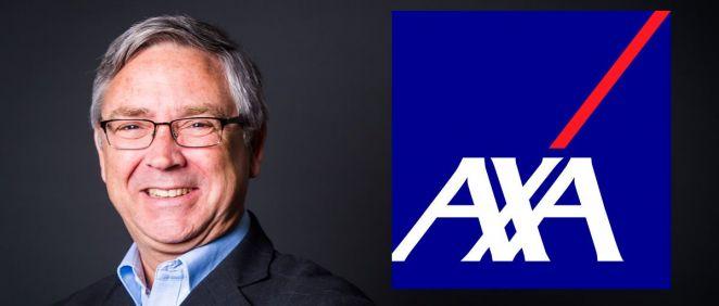 Jean Paul Rignault, consejero delegado de AXA Seguros