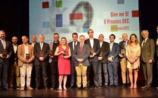 Asisa, galardonada con el Premio DEC a la mejor iniciativa de empleados