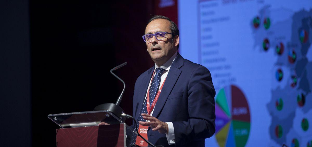 Eduardo Pastor, presidente del Grupo Cofares y la Fundación Cofares