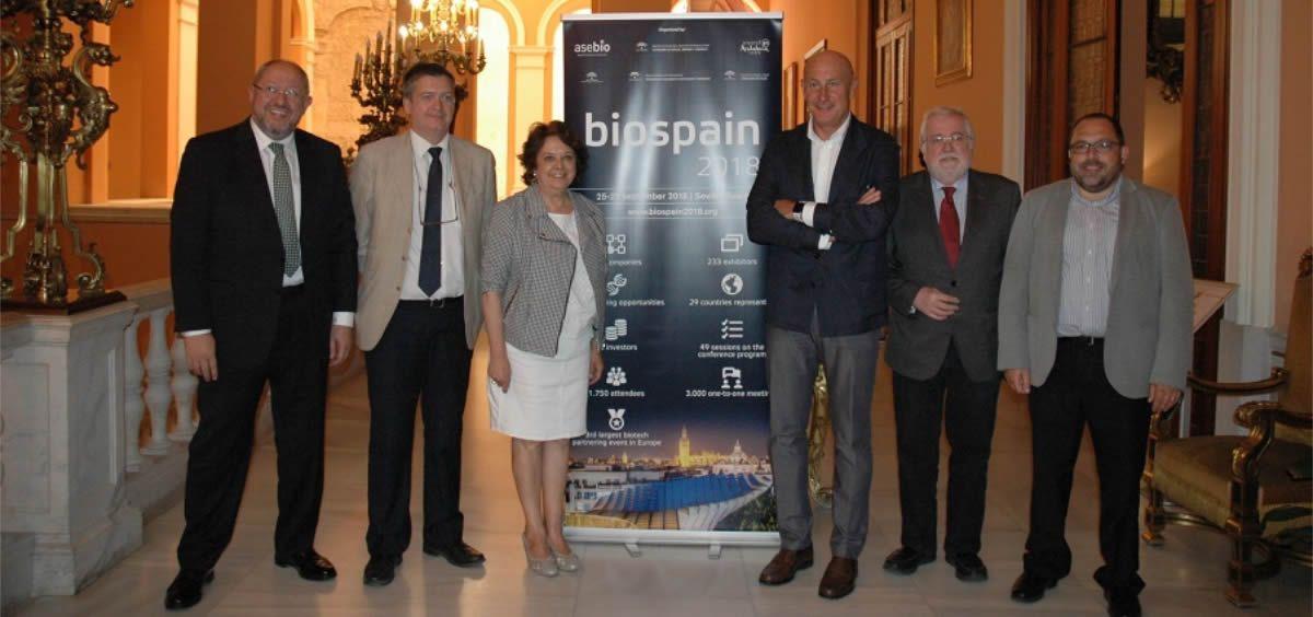 Sevilla acogerá BioSpain 2018