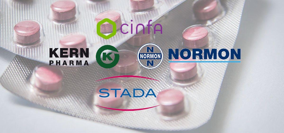 Casi una veintena de empresas involucradas en la retirada de fármacos para la hipertensión