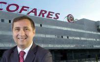 José Luis Sanz Otero, nuevo director general de Cofares.