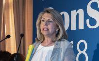 María Río, directora general Gilead España.