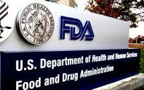 Exterior de la Agencia del Medicamento de Estados Unidos (FDA).