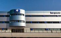 Exterior del Hospital Universitario HM Puerta del Sur.