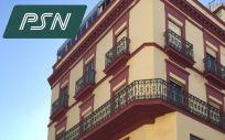 Nueva sede de PSN en Andalucía.