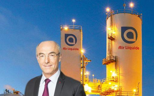 Air Liquide gana un 4,2% más en 2018, hasta alcanzar los 2.113 millones