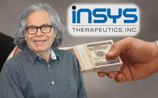Los sobornos por los opiáceos salpican de nuevo a Insys