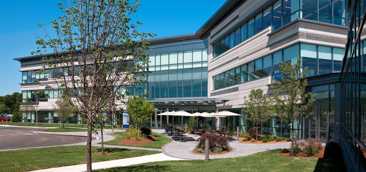 Sede corporativa de Boston Scientific en Marlborough (Massachusetts).
