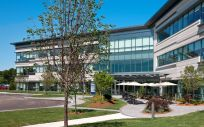 Sede corporativa de Boston Scientific en Marlborough (Massachusetts).