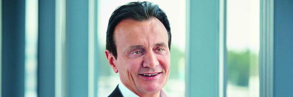 Pascal Soriot, director ejecutivo de AstraZeneca