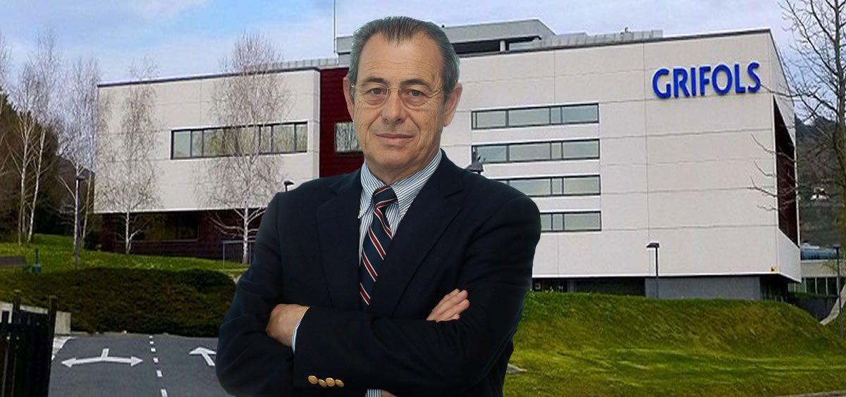 Víctor Grifols, presidente no ejecutivo de Grifols