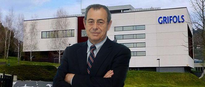 Víctor Grifols, presidente de Grifols