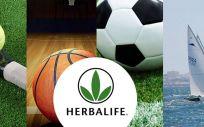 Herbalife Nutrition fomenta los hábitos saludables a través de sus patrocinios deportivos