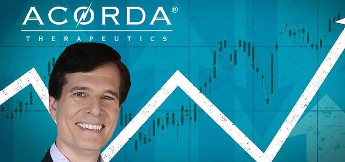 Ron Cohen, CEO de Acorda Therapeutics.